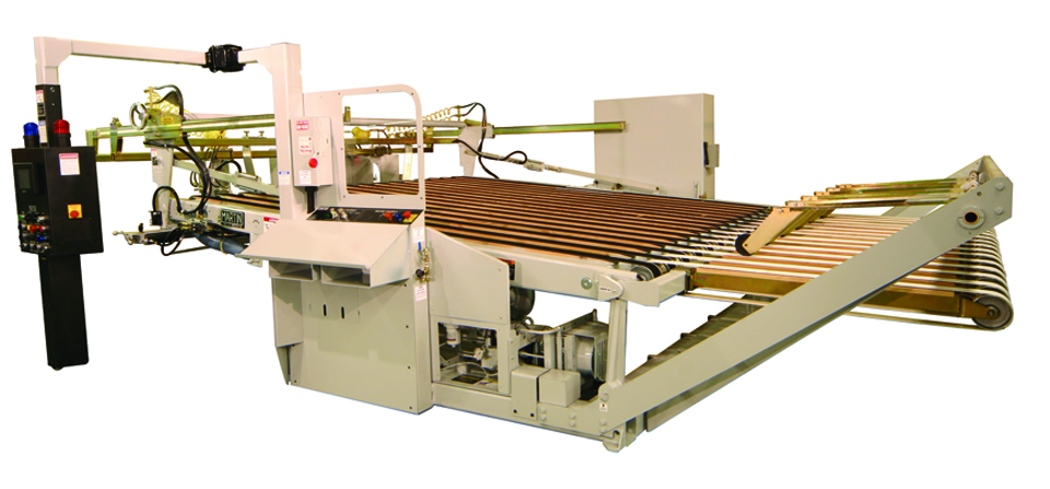 Automatic Press Stacker